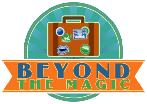 beyond the magic logo medium