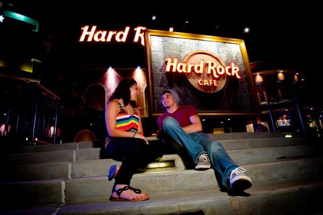 Hard Rock Cafe Orlando 2 - LR