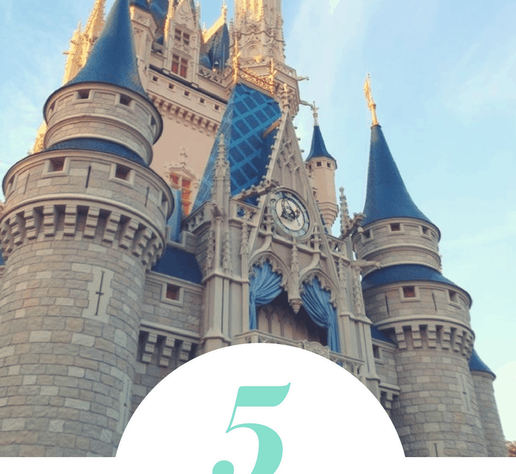 5 tips to save money on your Disney Vacation