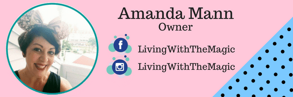Amanda Mann- Owner of Living With The Magic Vacations