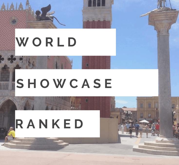 World Showcase Rankings