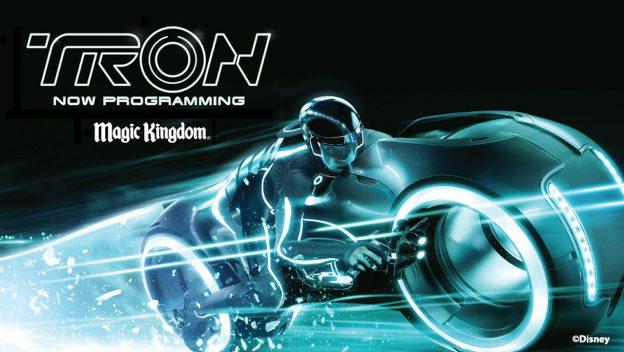 Tron at Disney's Magic Kingdom