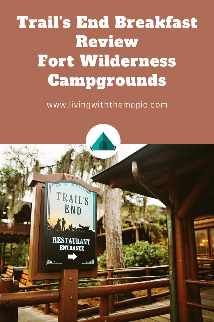Trail's End Breakfast review. Enjoy an amazing breakfast at the Fort Wilderness Campgrounds just minutes from Magic Kingdom.