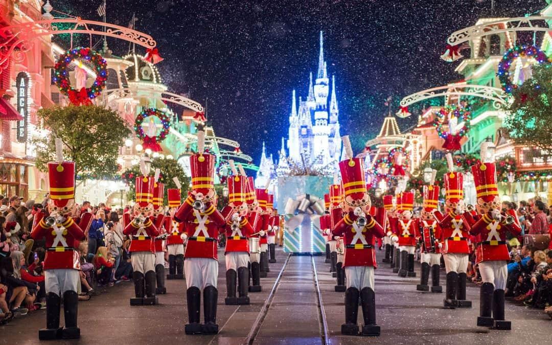 Ultimate Disney Christmastime Package at Walt Disney World Resort