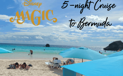 Disney Cruise Vacation to Bermuda – Day 2