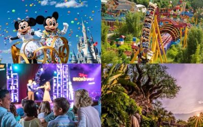 4-Park Magic Tickets Coming to Walt Disney World Resort in the New Year