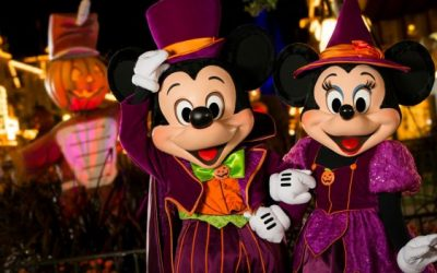 Mickey's Not So Scary Halloween Party Tickets Now on Sale!