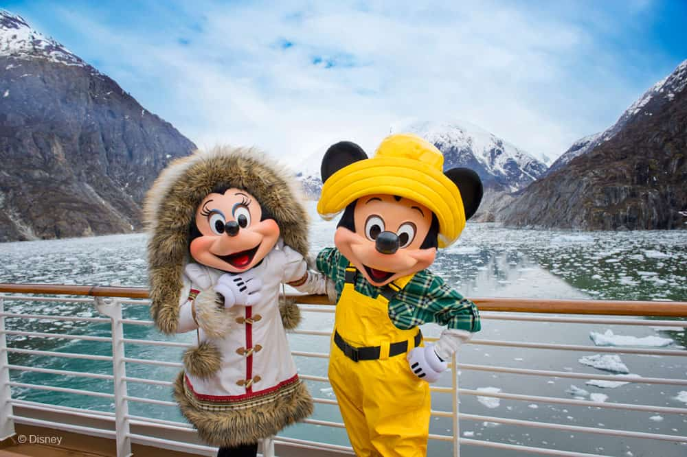 Disney Alaska Cruise 2020.Disney Cruise Line Itineraries For Summer 2020 Living With
