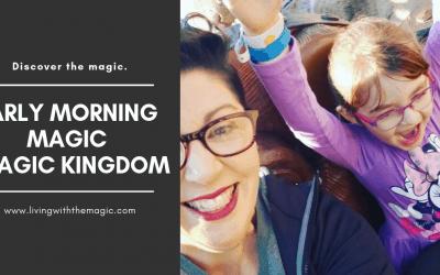 Magic Kingdom Early Morning Magic