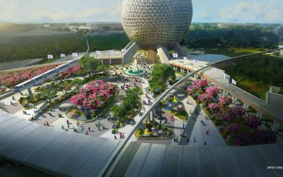 Big Changes Coming to EPCOT
