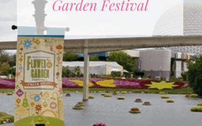 Outdoor Kitchens at the 2019 Epcot® International Flower & Garden Festival