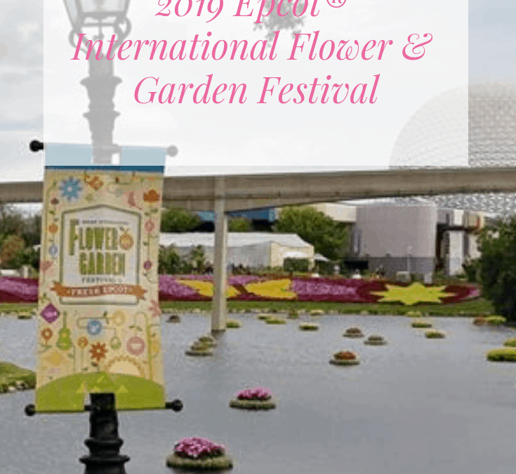 Outdoor Kitchens at the 2019 Epcot® International Flower & Garden Festival
