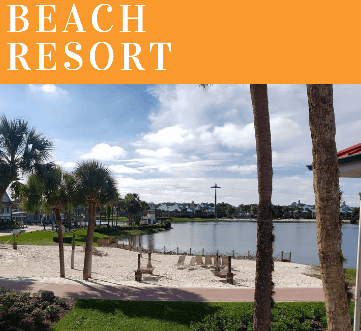 Disney's Caribbean Beach Resort 2019