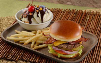 Dino-riffic Burgers and Sundaes Dinner Coming to Restaurantosaurus at Disney's Animal Kingdom