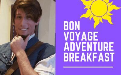 Bon Voyage Adventure Breakfast at Trattoria al Forno Restaurant