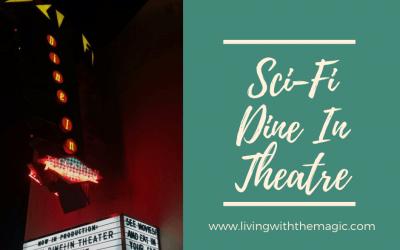 Sci-Fi Dine In Theatre