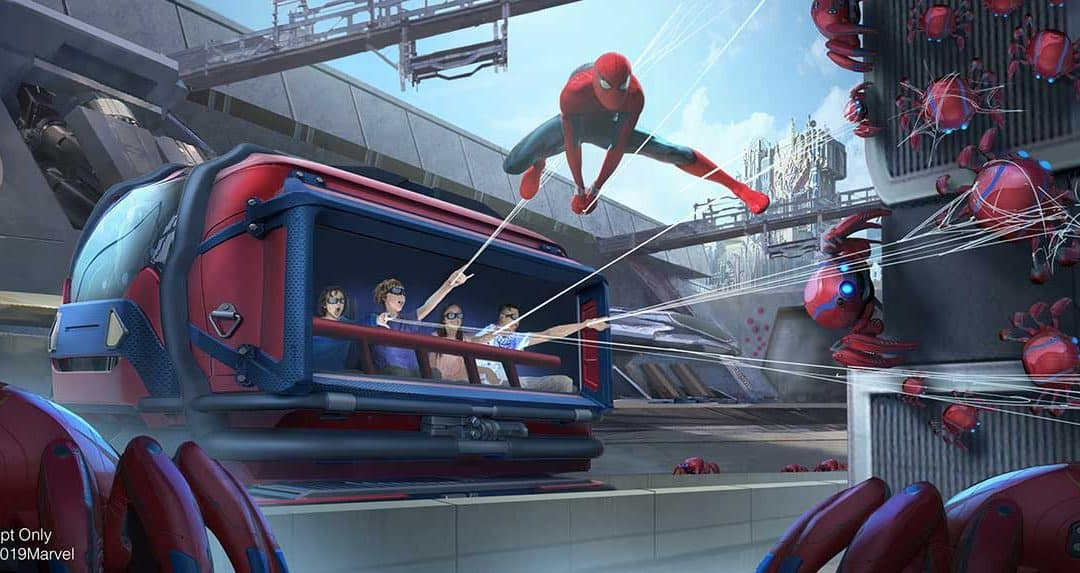 Avengers Campus at Disney California Adventure Park coming Summer 2020