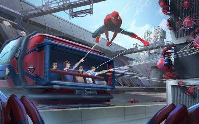 Avengers Campus at Disney California Adventure Park coming Summer 2020