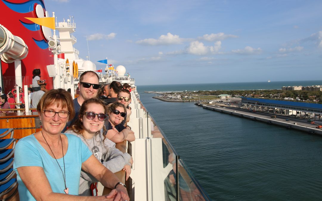 Surprise….You're Going on a Disney Cruise Vacation!