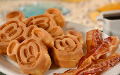 Select Walt Disney World Dining and Experience Reservations Open for Bookings