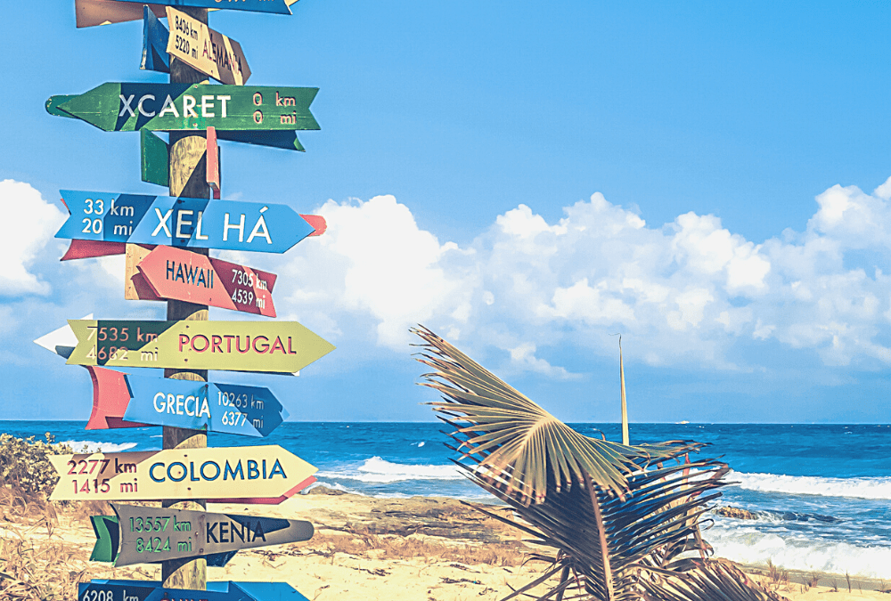 Top 10 Reasons to Use a Travel Agent