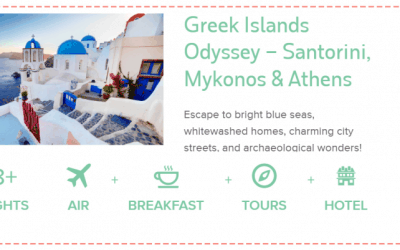 Greek Islands Odyssey