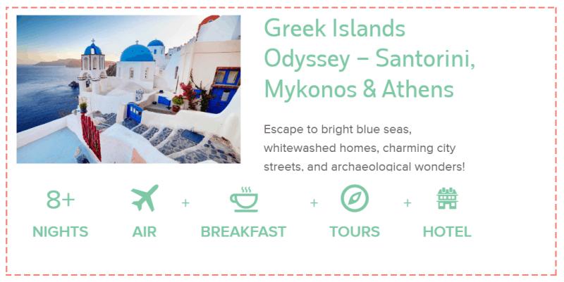 Greek Islands Odyssey