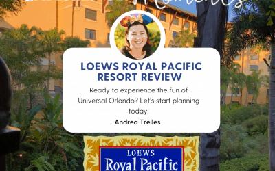 Loews Royal Pacific Resort at Universal Studios Orlando