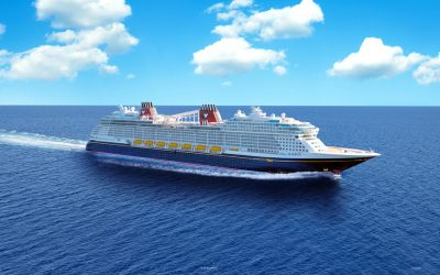 Grand Reveal: Disney Wish Coming Summer 2022!