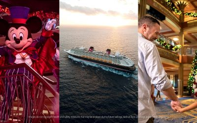 Disney Cruise Line 2022 Fall Itineraries