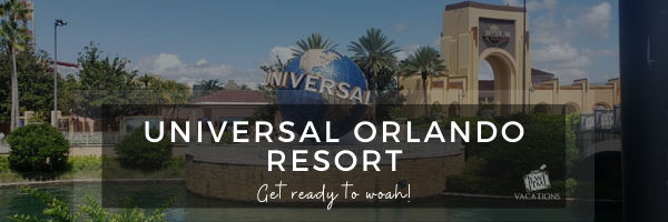 Universal Orlando Resort: There's Something for Everyone!