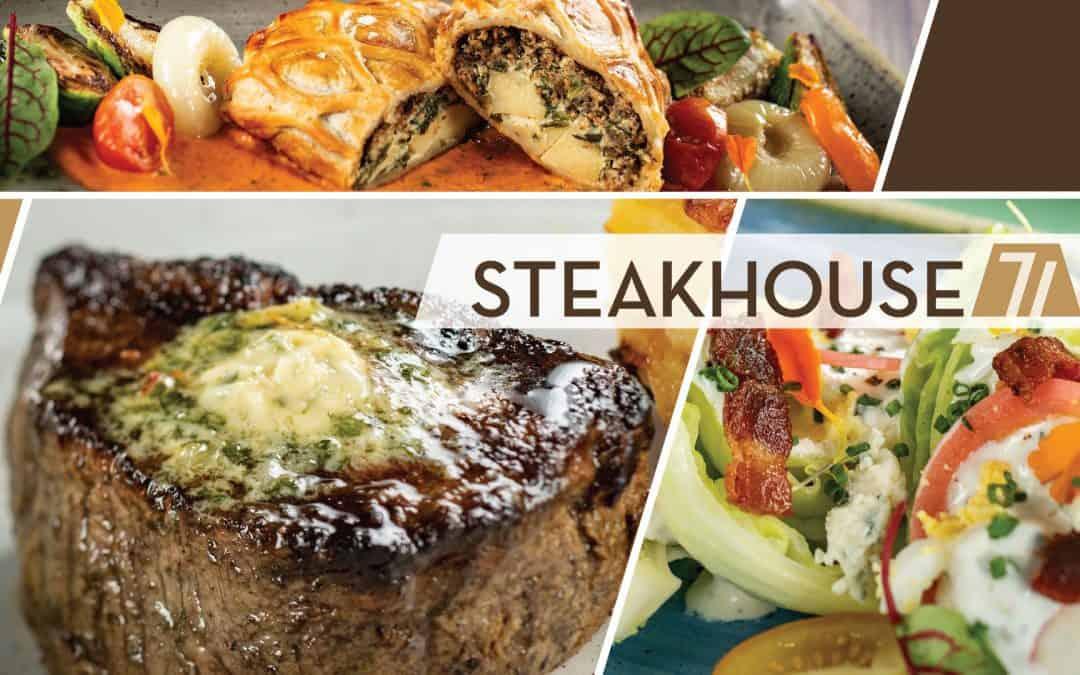 Steakhouse 71 Menus, Opening Soon at Disney's Contemporary Resort