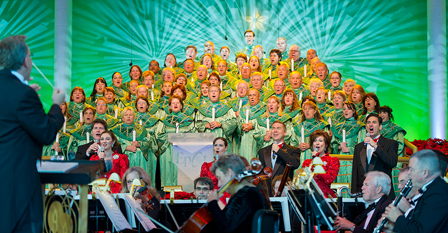 Candlelight Processional Dining Packages Return for 2021!